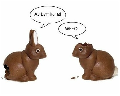 The Easter Bunny Workout Baxter Basics Group Personal Training